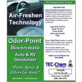 Odor-Point Air-Freshen Auto & RV