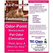 Odor-Point Air-Freshen Pet Odor Eliminator